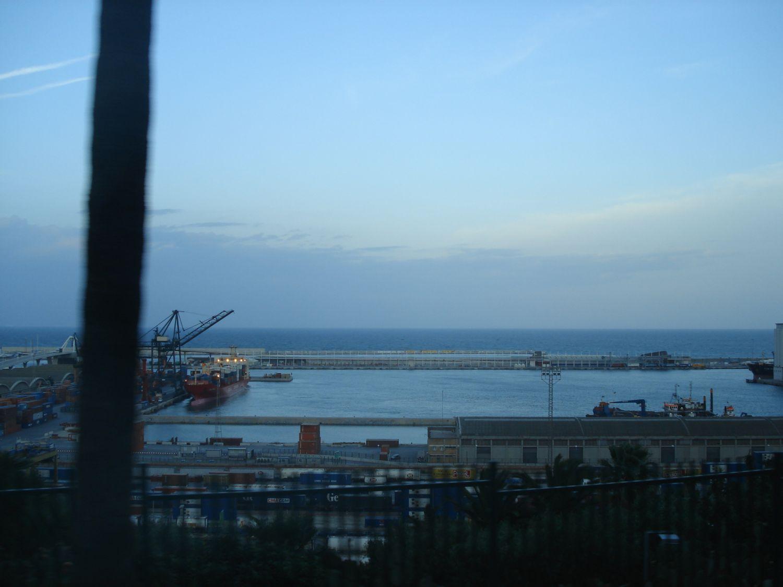Усть-Кут.RU : Morskoi port Barselona