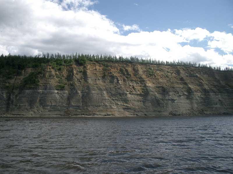 Усть-Кут.RU : Неприступный берег