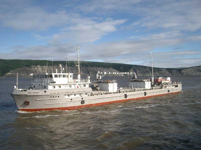 Усть-Кут.RU : Рыболовное судно на лоне природы