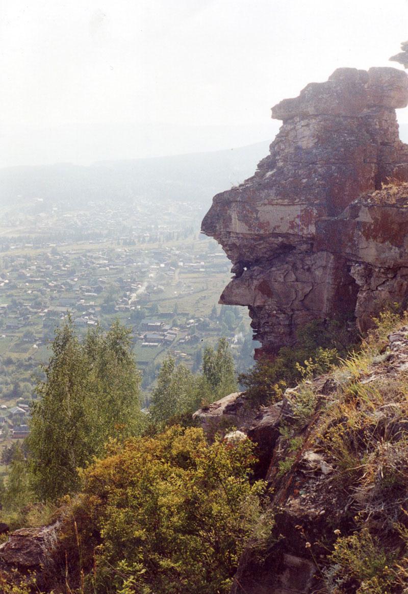 Усть-Кут.RU : Каменный рыцарь