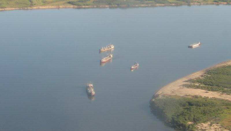 Усть-Кут.RU : Флот на реке в Якутске