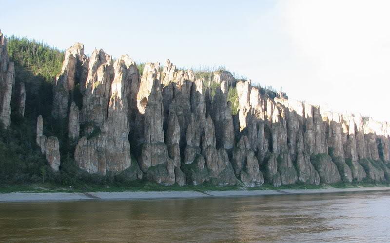 Усть-Кут.RU : Знаменитые Ленские столбы