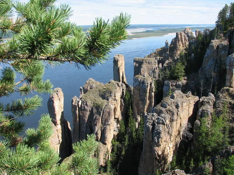 Усть-Кут.RU : Ленские столбы, как уникальная заповедная зона