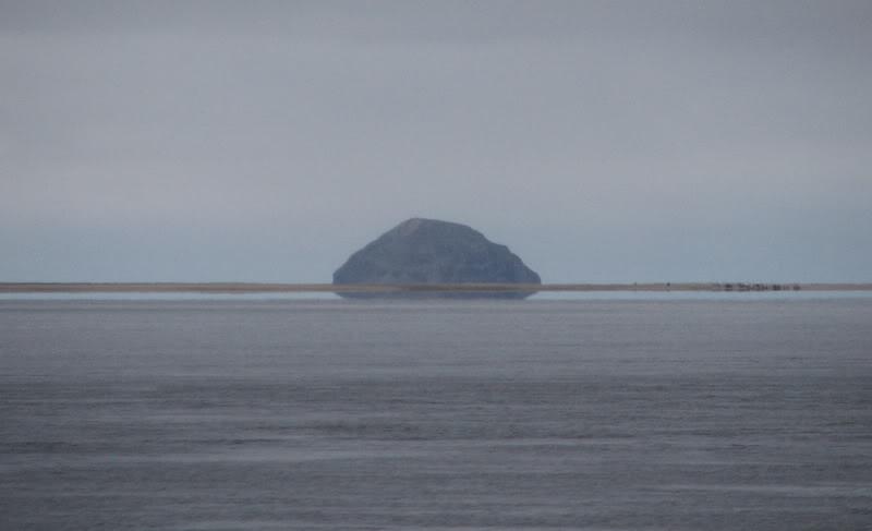 Усть-Кут.RU : Остров Столб на горизонте