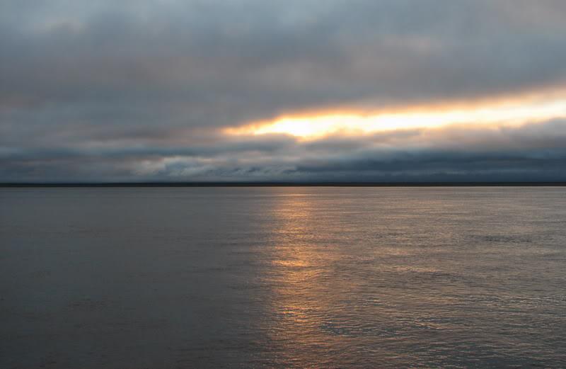 Усть-Кут.RU : Потрясающий закат