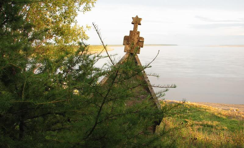 Усть-Кут.RU : Старое деревенское кладбище в посёлке Натара