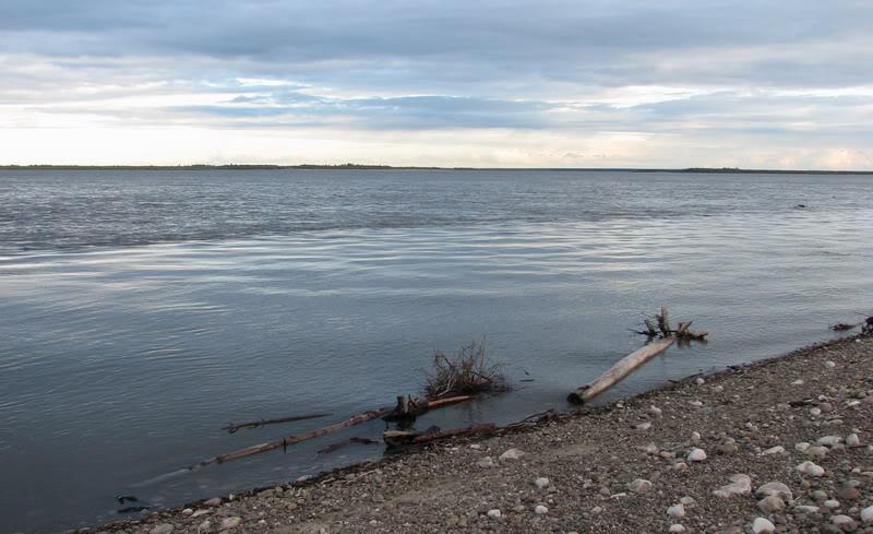 Усть-Кут.RU : Скалистые берега Лены