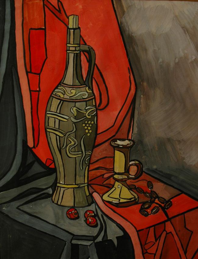 Усть-Кут.RU : Кувшин с вином