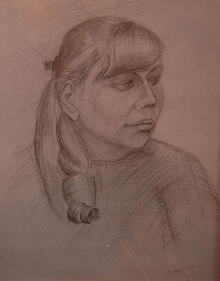 Усть-Кут.RU : Портрет в карандаше