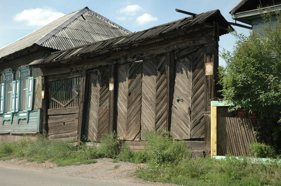 Усть-Кут.RU : Ворота
