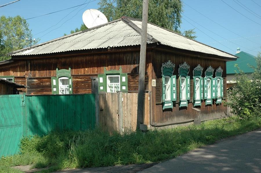Усть-Кут.RU : Дом усть-кутских коммунаров