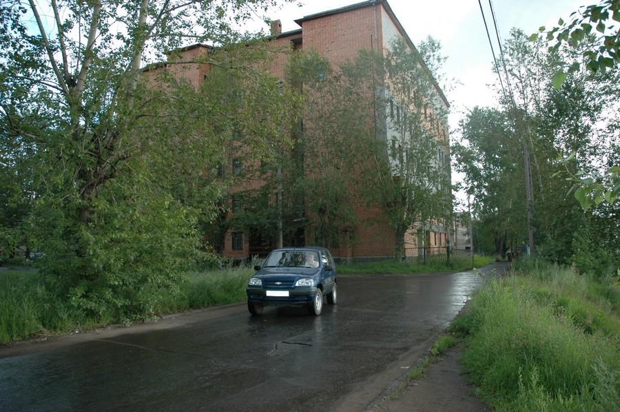 Усть-Кут.RU : Здание ж.д. больницы