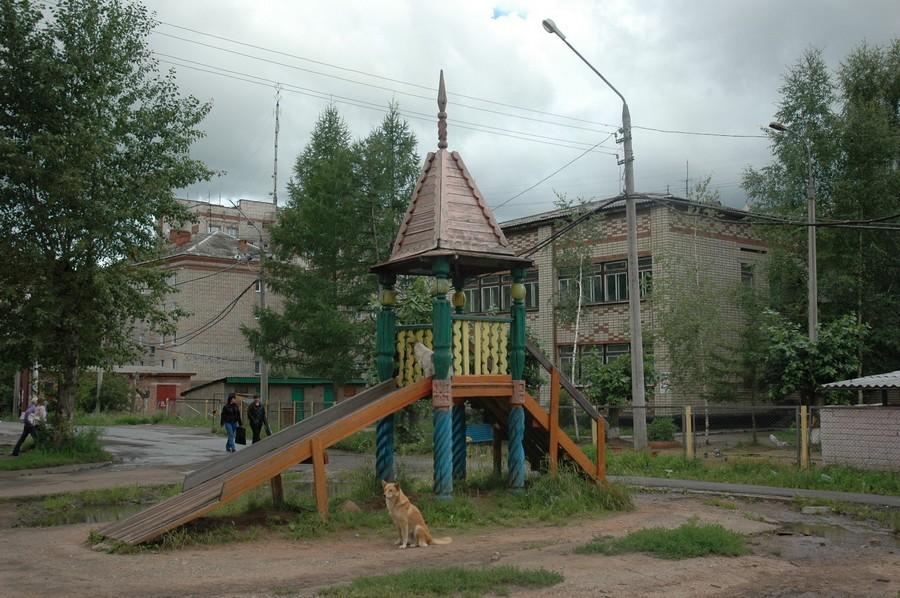 Усть-Кут.RU : Детский сад на Лене