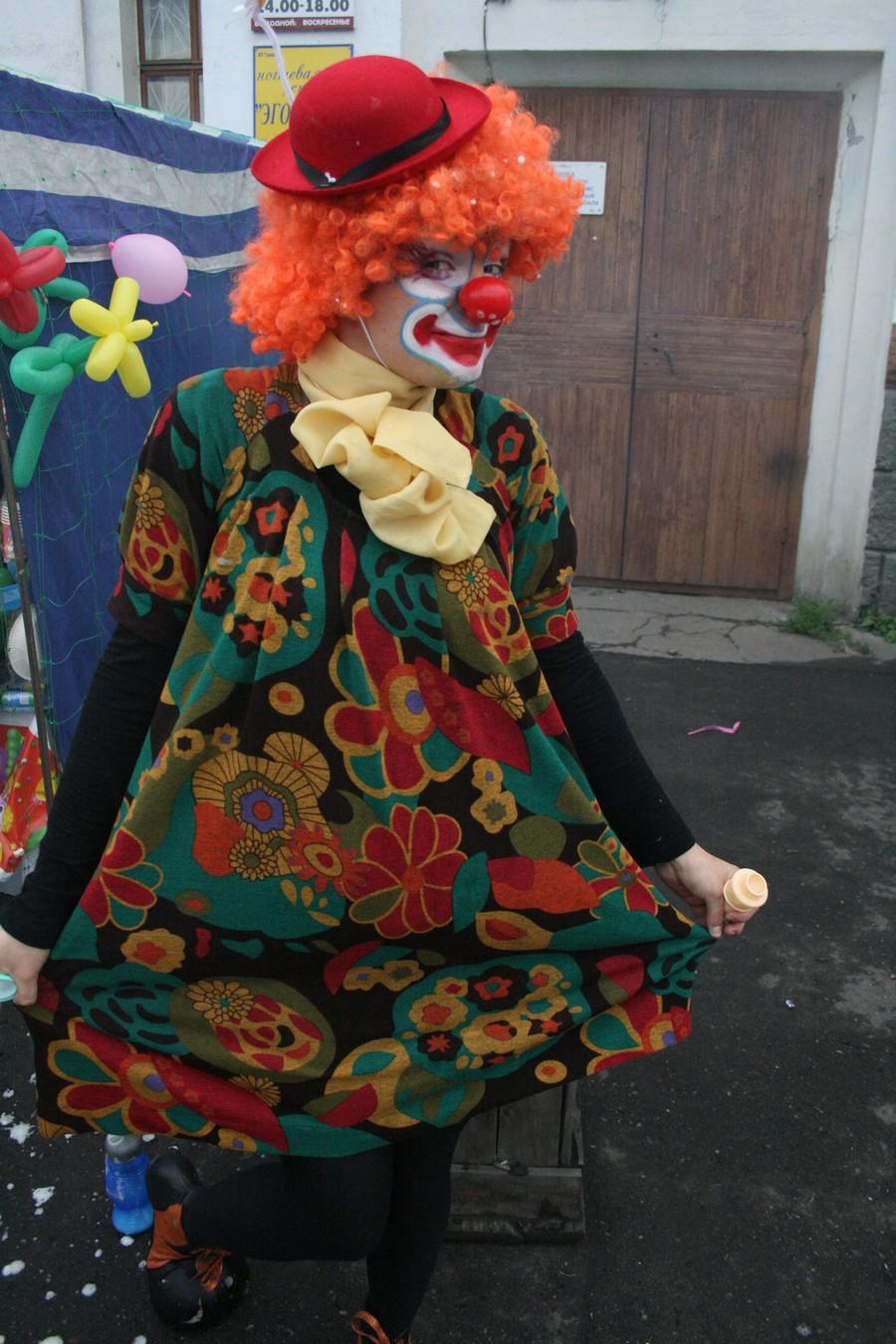 Усть-Кут.RU : Усть-Кутский клоун
