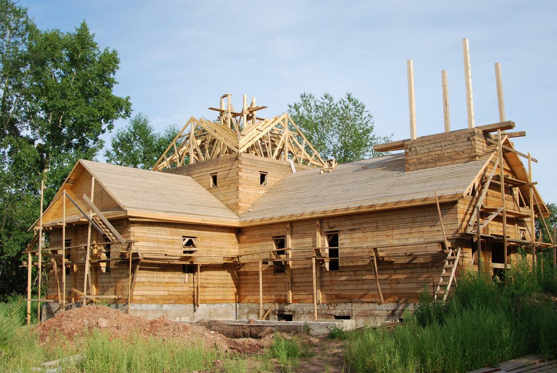 Усть-Кут.RU : Строительство храма в Усть-Куте
