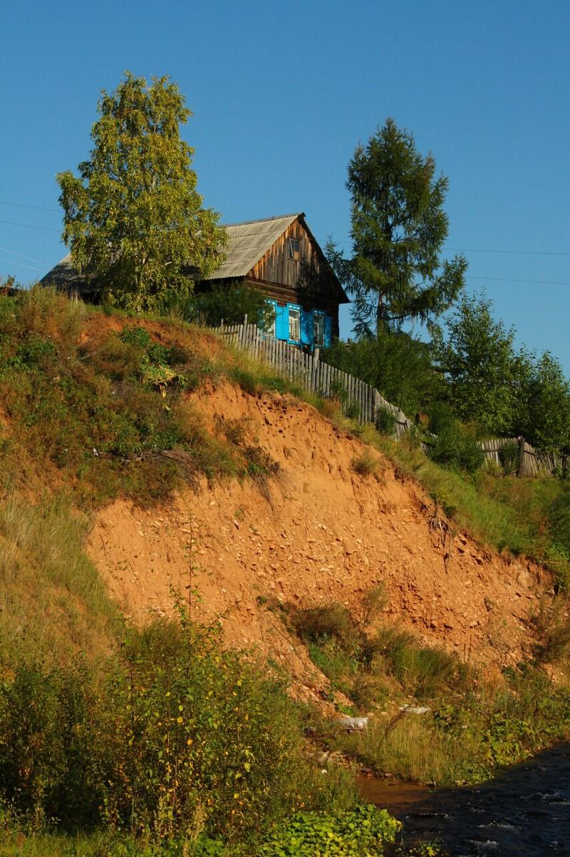 Усть-Кут.RU : дом на берегу Куты