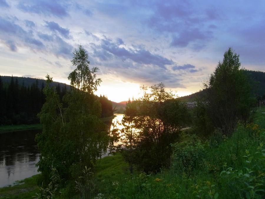 Усть-Кут.RU : Светлана Замарацкая.  река Кута