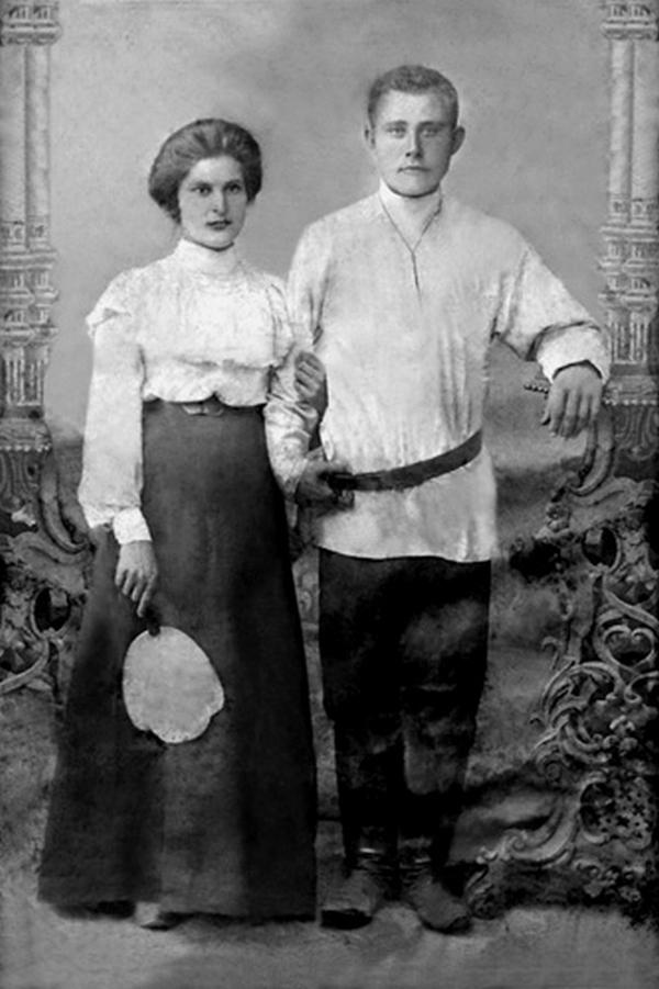 Усть-Кут.RU : Нарицынa Г.С.  Семья. Село Усть-Кут, 1890 год.