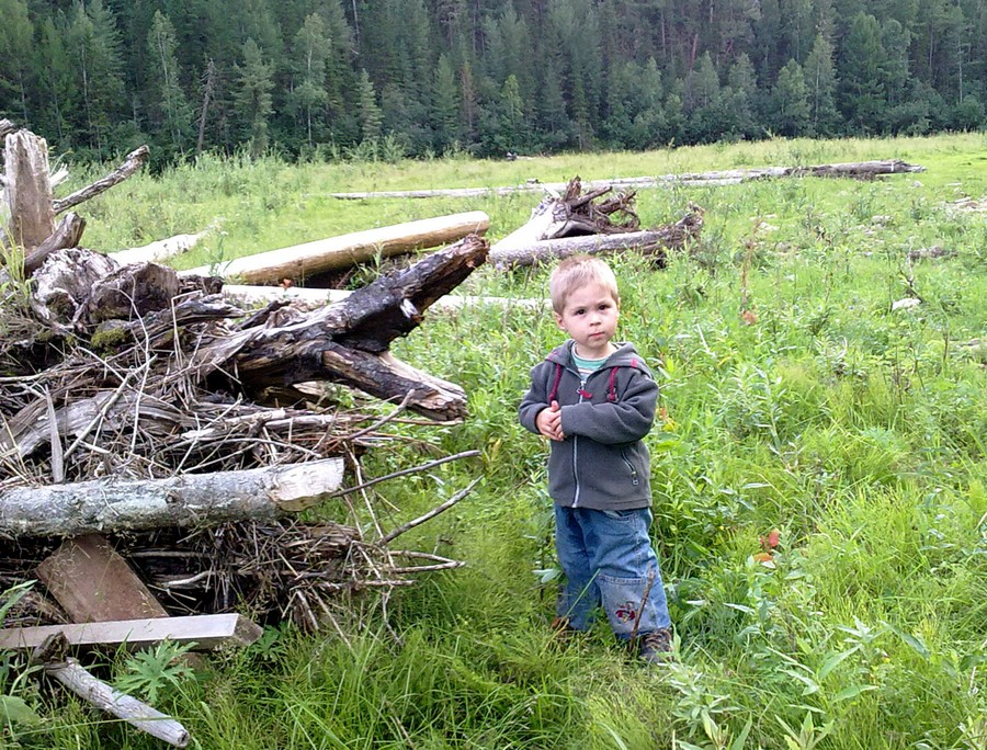 Усть-Кут.RU : Танин Ю.А. Малыш нашел Дракона