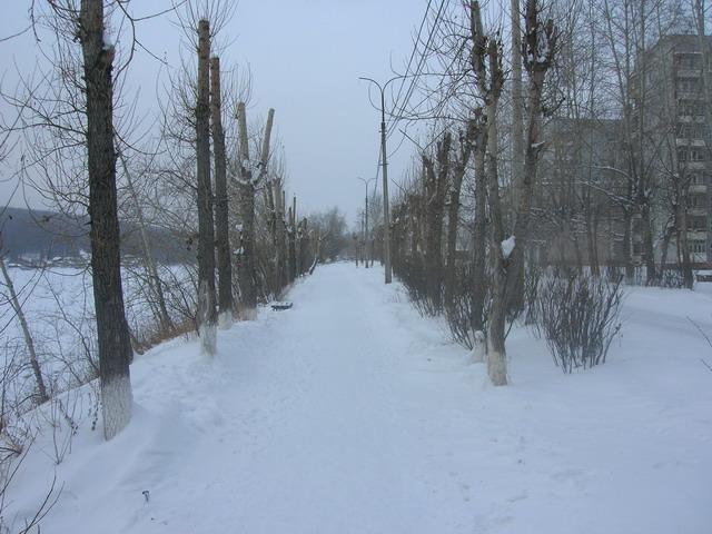 Усть-Кут.RU : зима2006_1