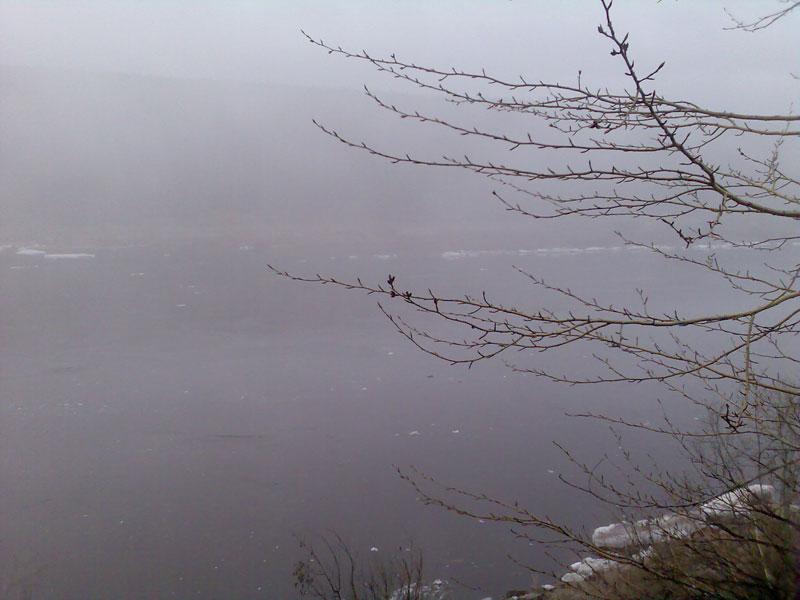 Усть-Кут.RU : Туман