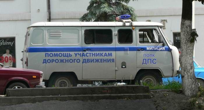 Усть-Кут.RU : Будни Милиционеров