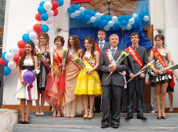 Усть-Кут.RU : Выпусники 2010 года