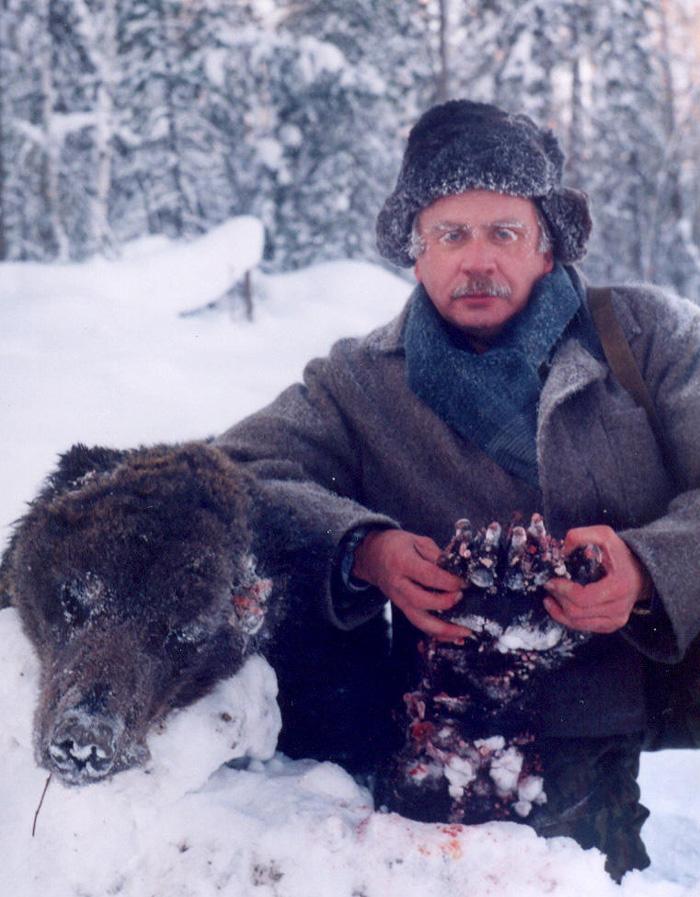 Усть-Кут.RU : медведь-шатун