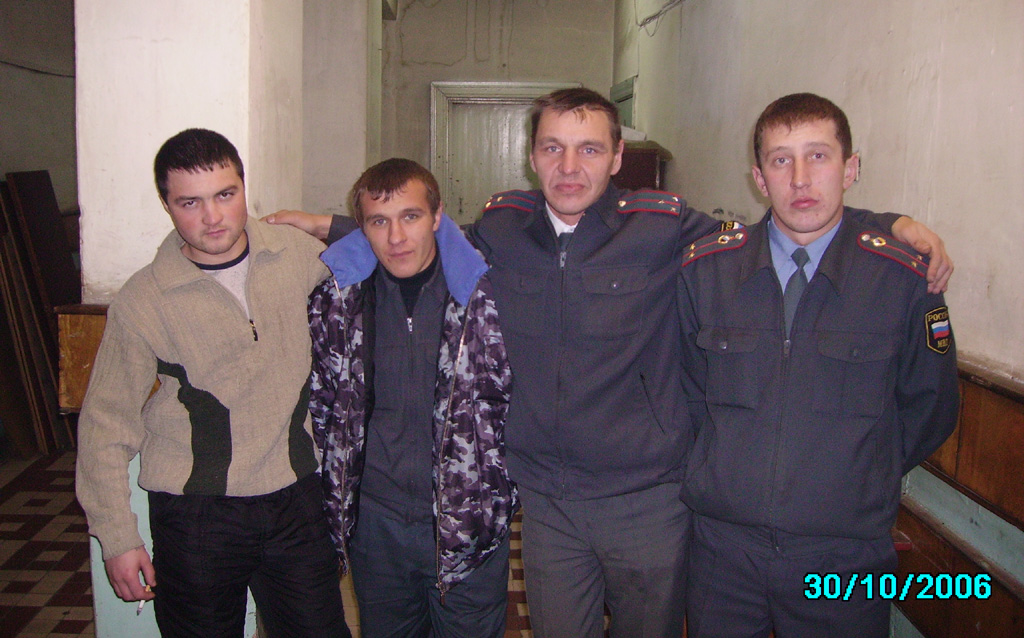 Усть-Кут.RU : День милиции