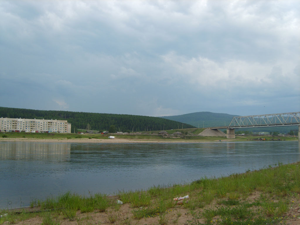 Усть-Кут.RU : Мост