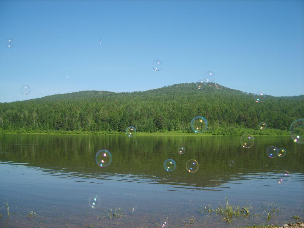Усть-Кут.RU : Пузыри