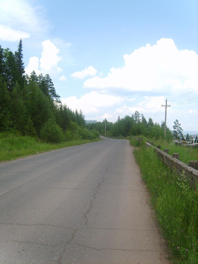 Усть-Кут.RU : Дачная дорога