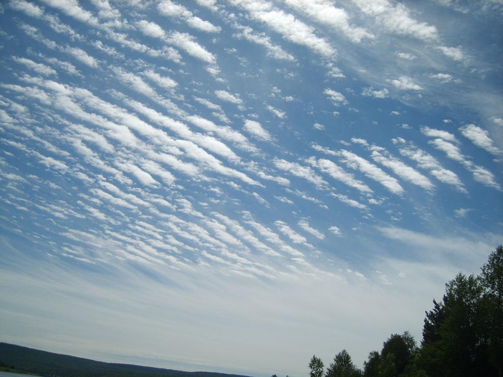 Усть-Кут.RU : Облачное небо
