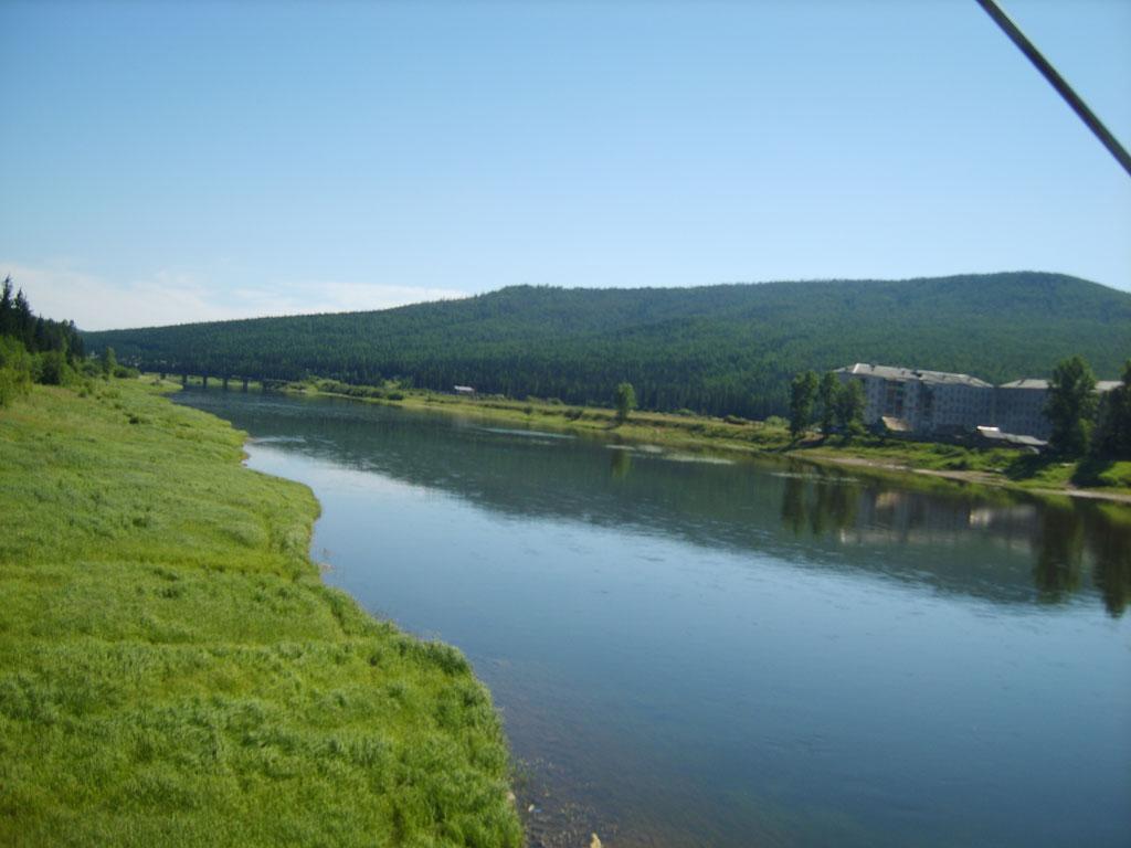 Усть-Кут.RU : Река Кута