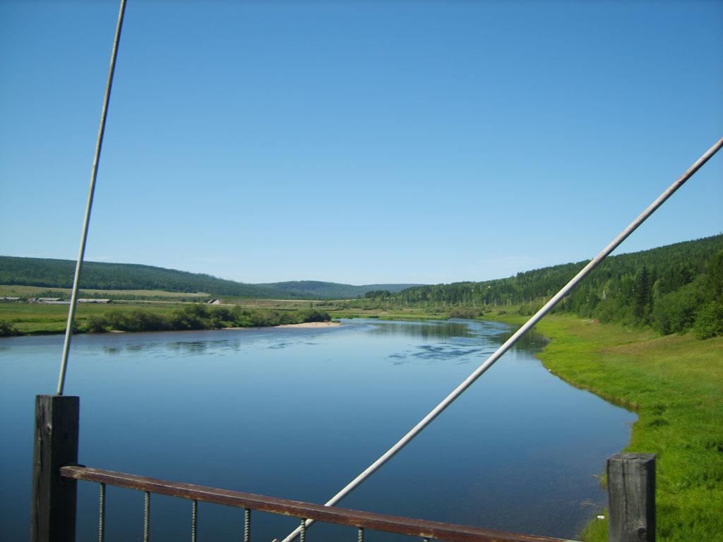 Усть-Кут.RU : Вид с моста
