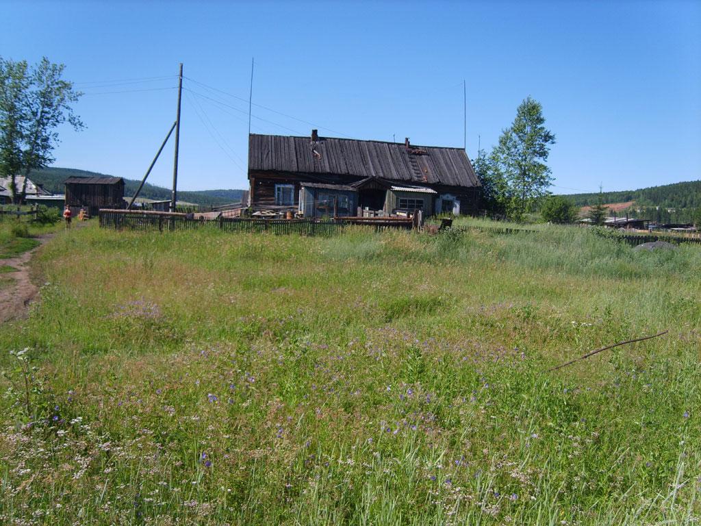 Усть-Кут.RU : Дом и полянка