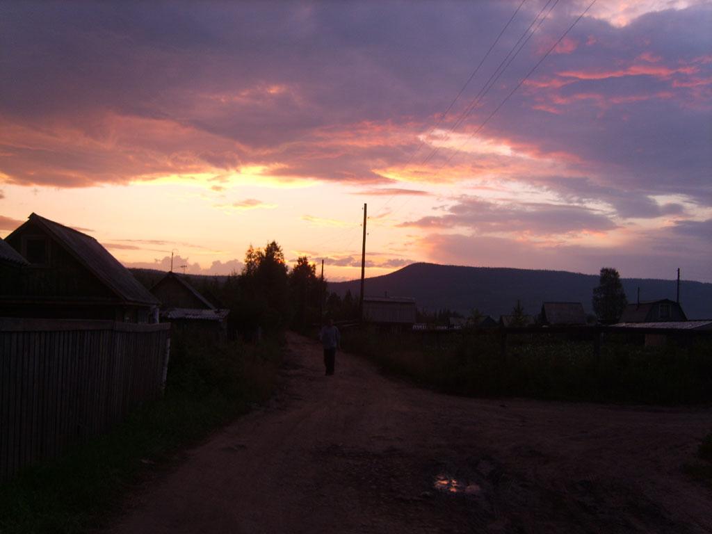 Усть-Кут.RU : закат
