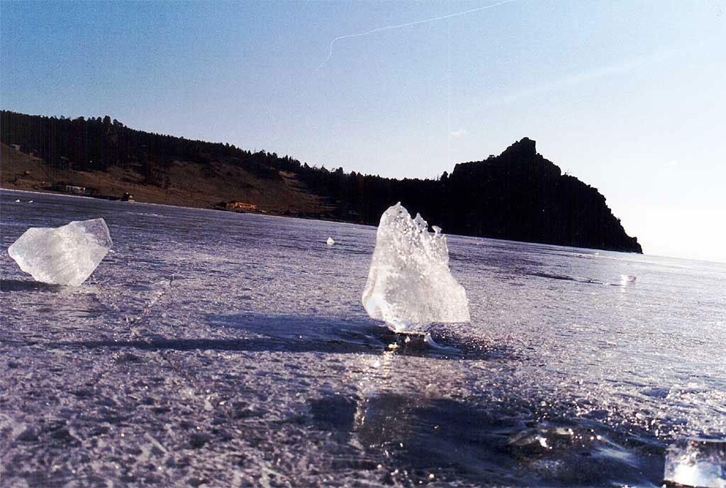 Усть-Кут.RU : Лед