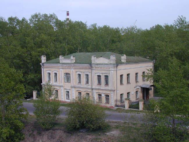 Усть-Кут.RU : Здание