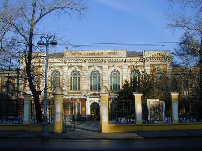 Усть-Кут.RU : Художественный музей