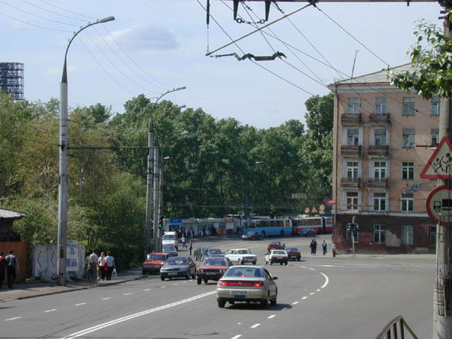 Усть-Кут.RU : Улица