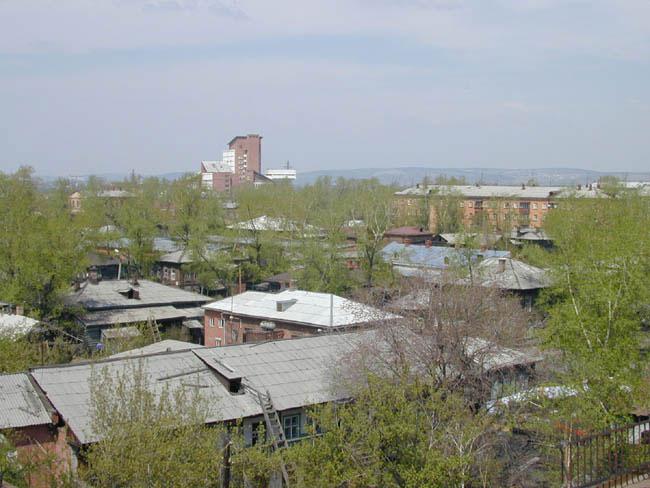 Усть-Кут.RU : Город