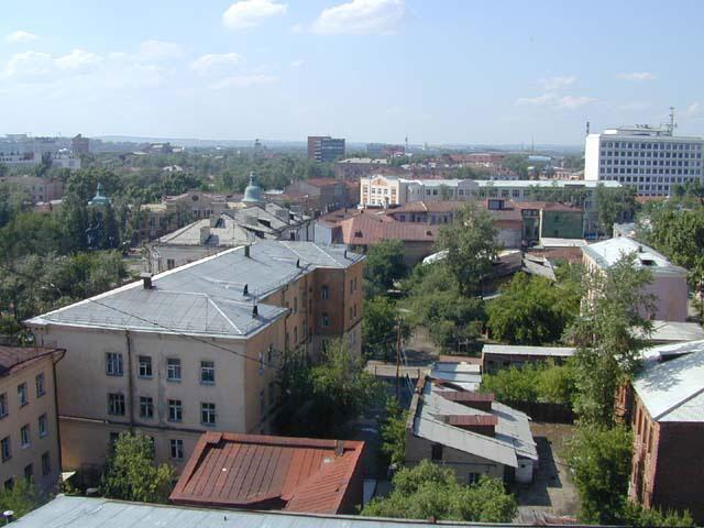 Усть-Кут.RU : Иркутские дворы
