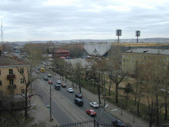 Усть-Кут.RU : Иркутские дороги