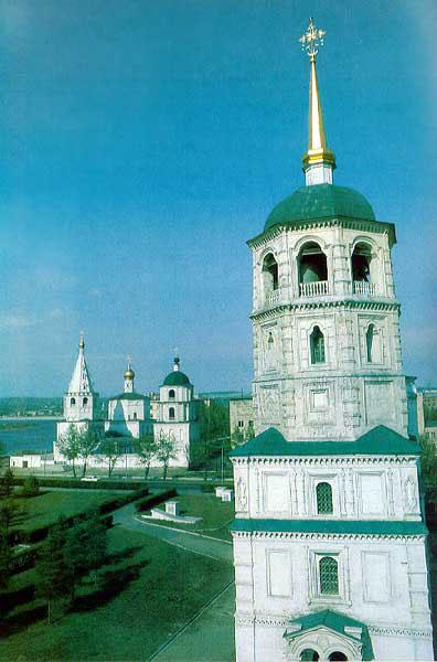 Усть-Кут.RU : Церкви