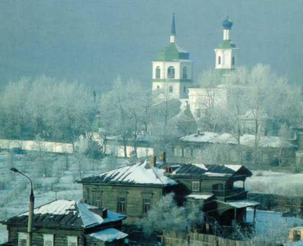 Усть-Кут.RU : Церковь