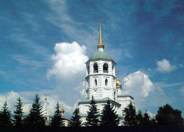 Усть-Кут.RU : Купола Церкви
