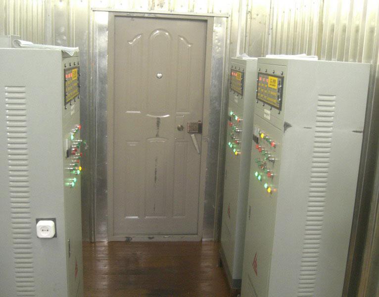 Усть-Кут.RU : Комната управления сушилкой