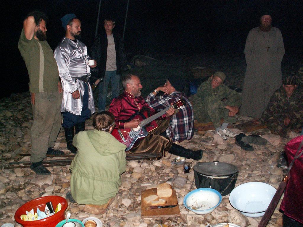 Усть-Кут.RU : Стоянка в Таюре