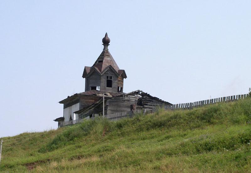 Усть-Кут.RU : Храм в Верхнемарково